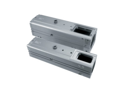 Special actuators for hot glue pumping